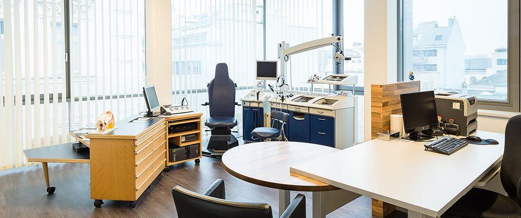 Schwindelzentrum St. Pölten mit moderner Diagnose und Therapie