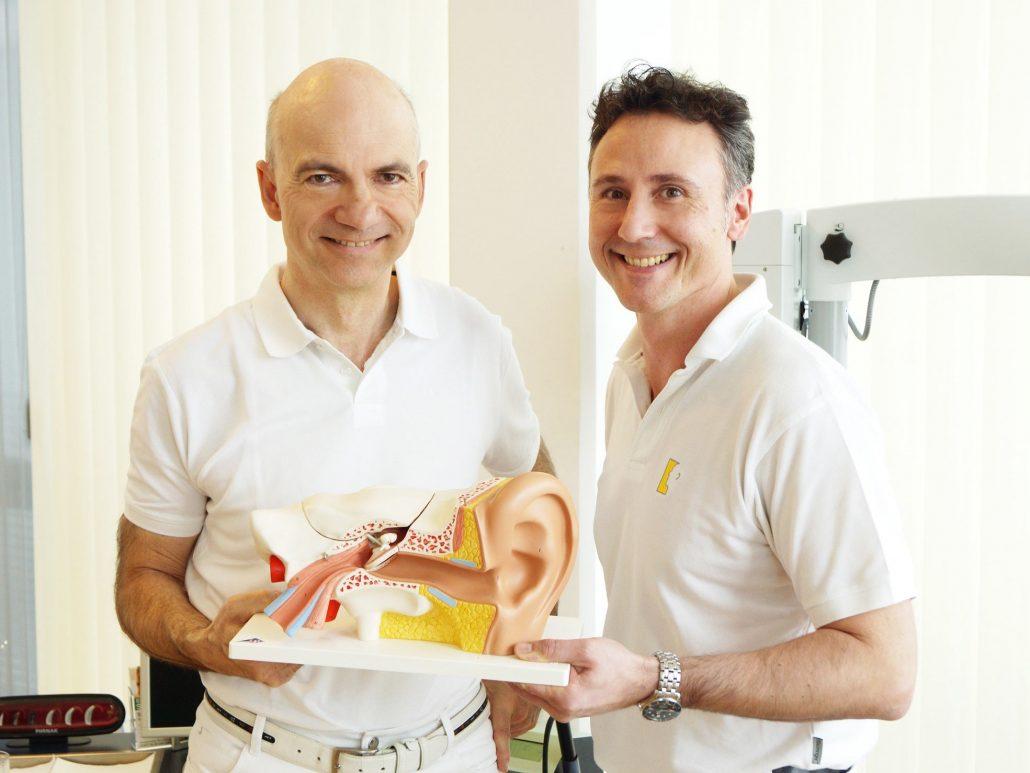 Bild von Dr. Schobel und Dr. Ortner
